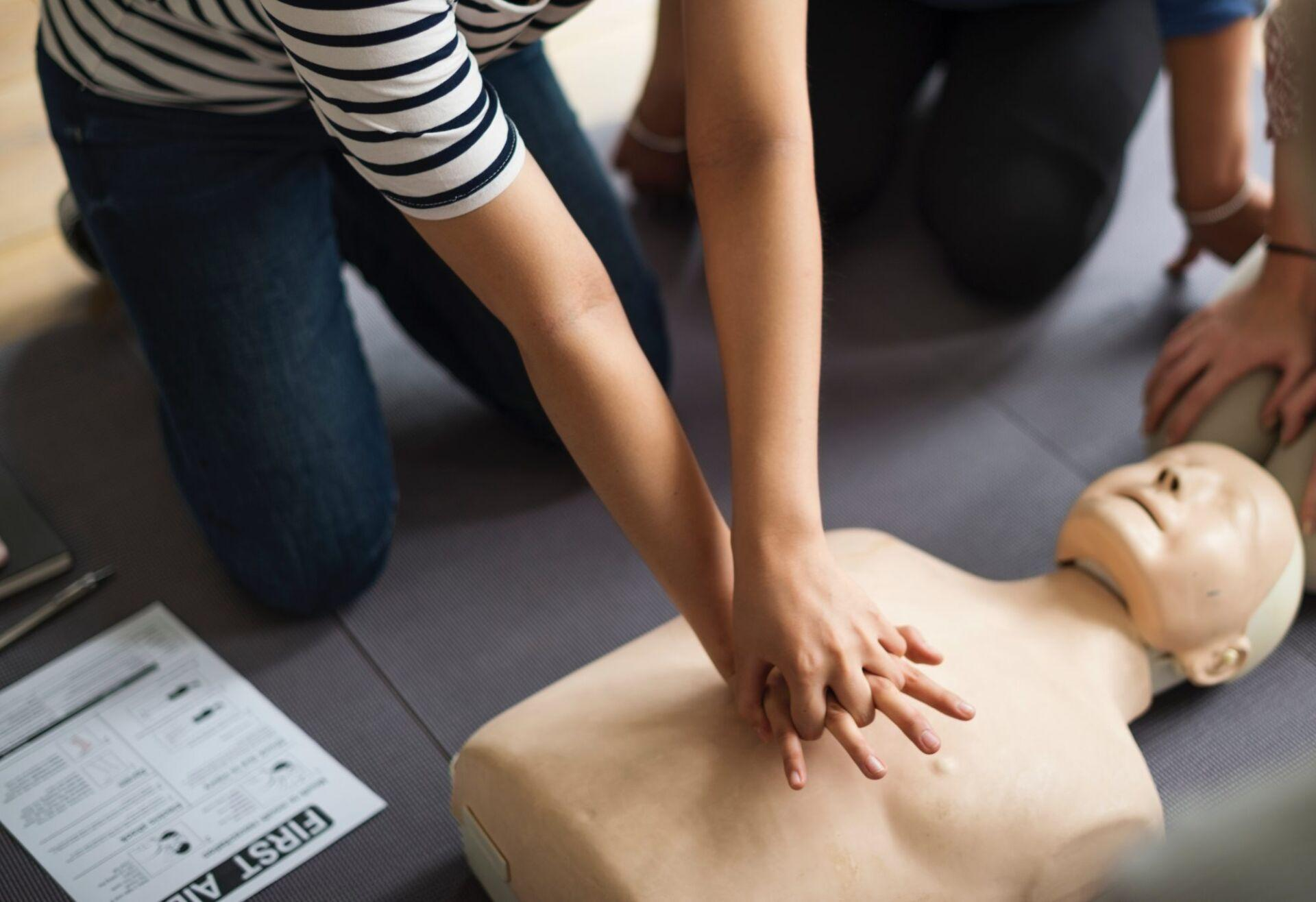 First Aid | CPR Training | Psychedelic Sitters School